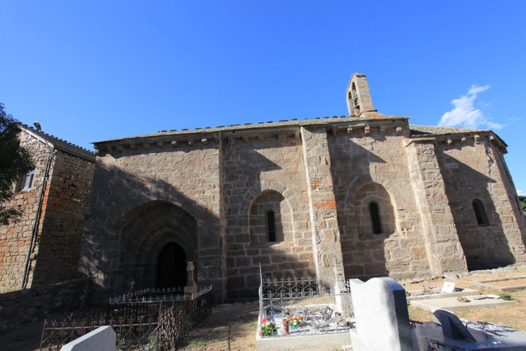 SAINT-FREZAL CHURCH