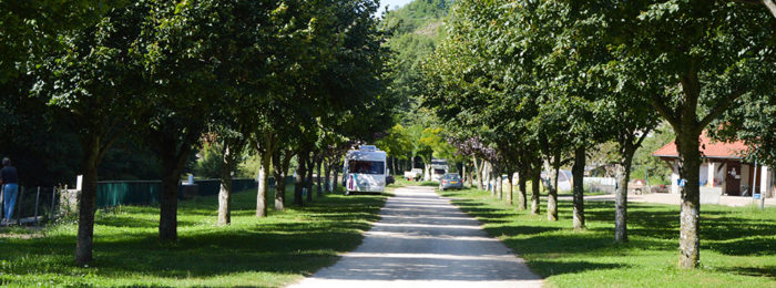CAMPING DES PERVENCHES